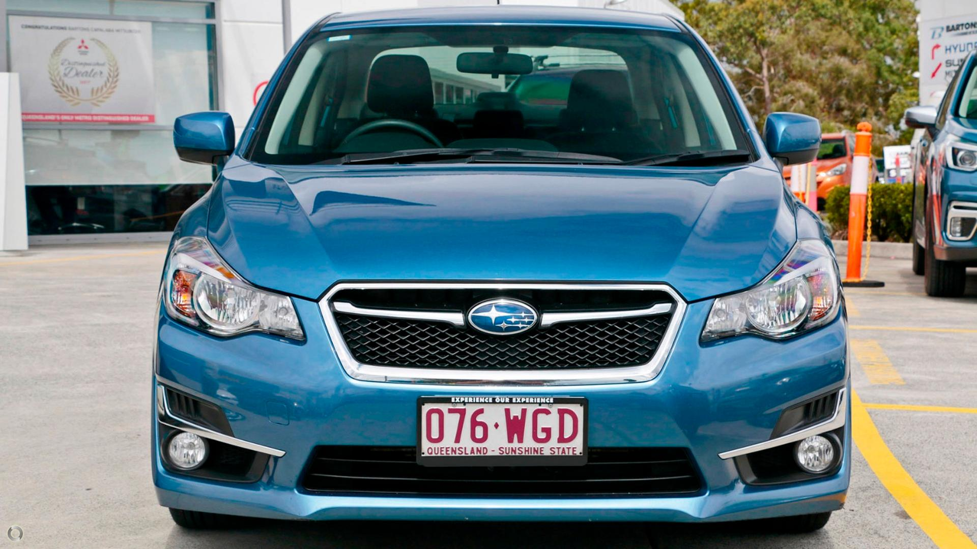 2016 Subaru Impreza 2.0i-L Special Edition G4