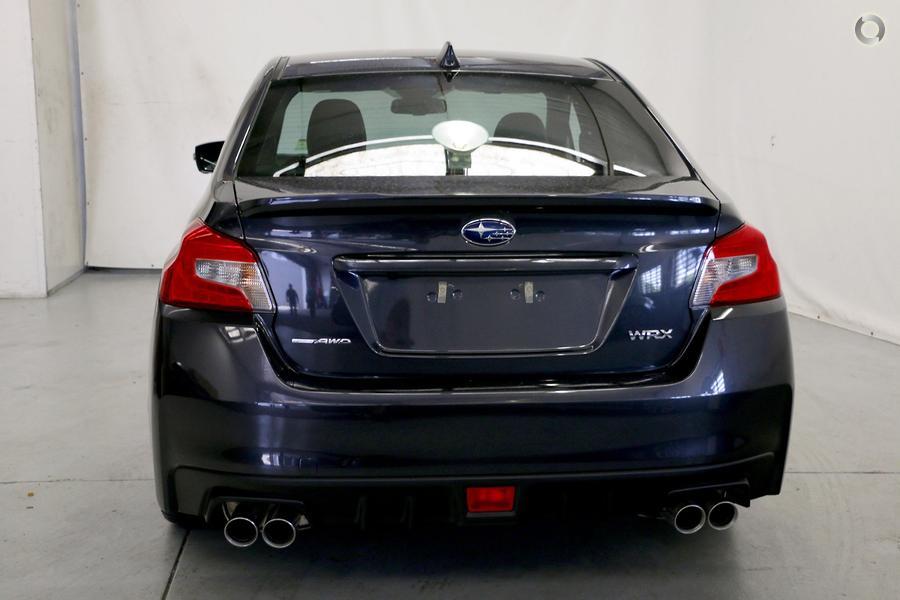 2018 Subaru Wrx Premium V1