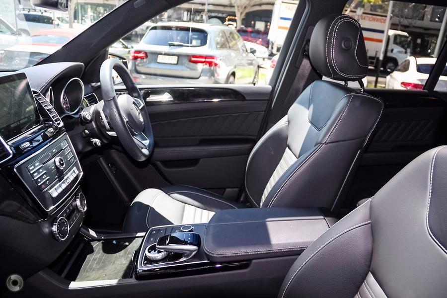2016 Mercedes-Benz GLE 43 Wagon