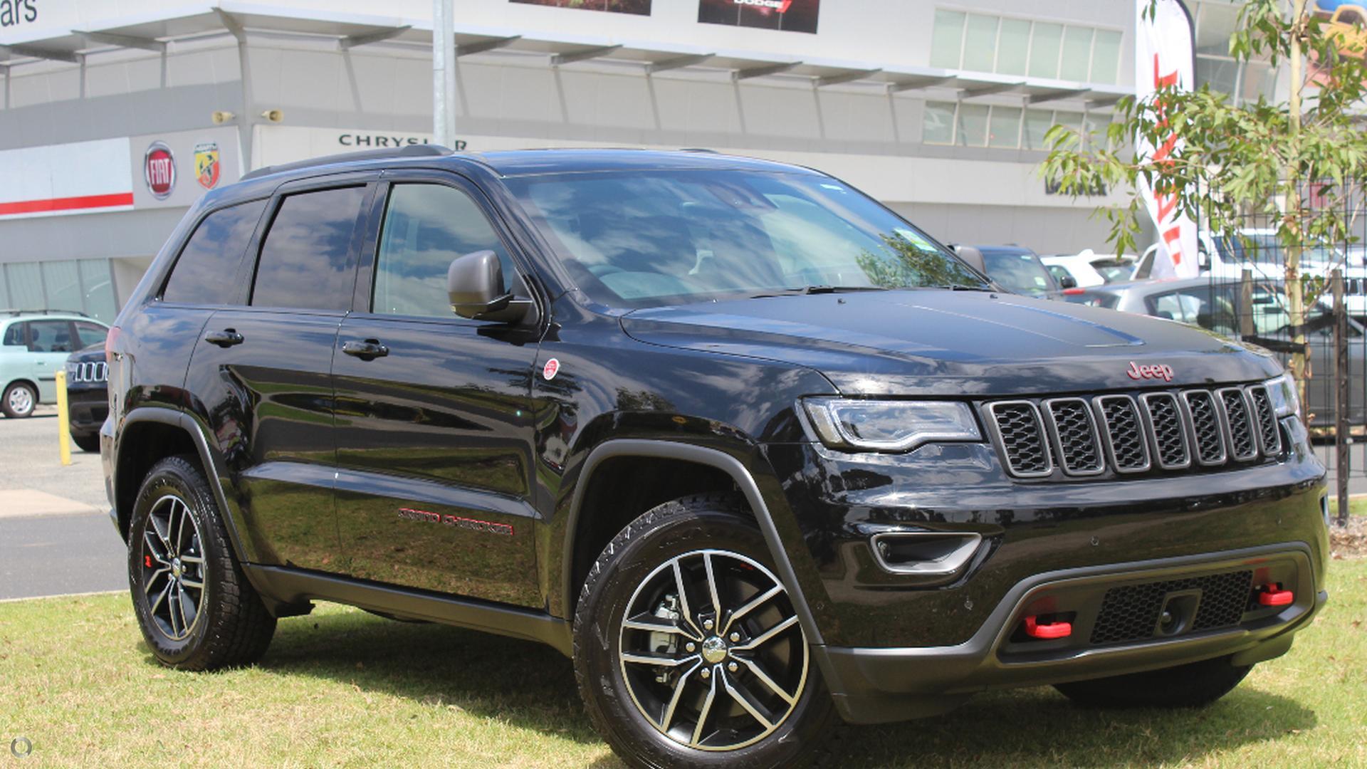 2017 Jeep Grand Cherokee WK