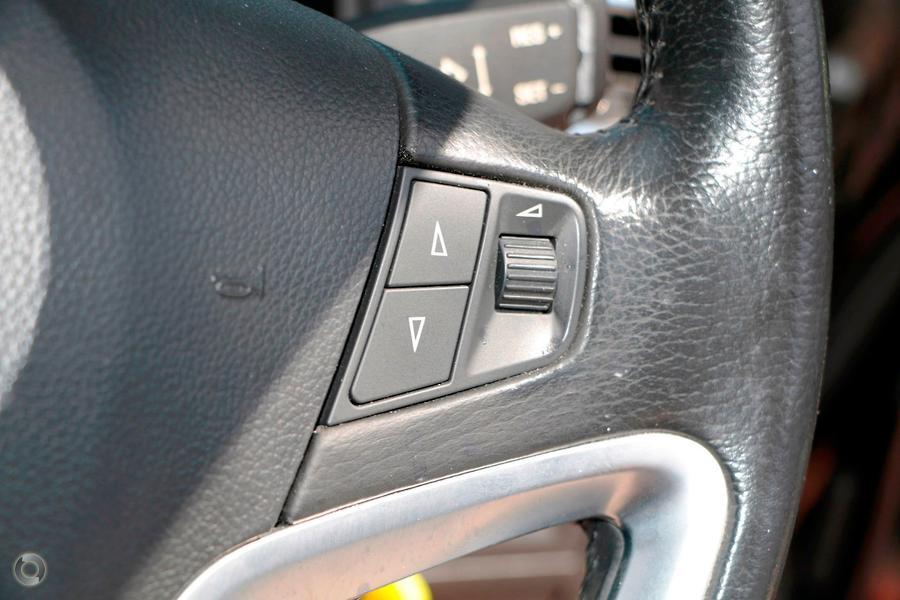 2011 Holden Captiva 5 CG Series II