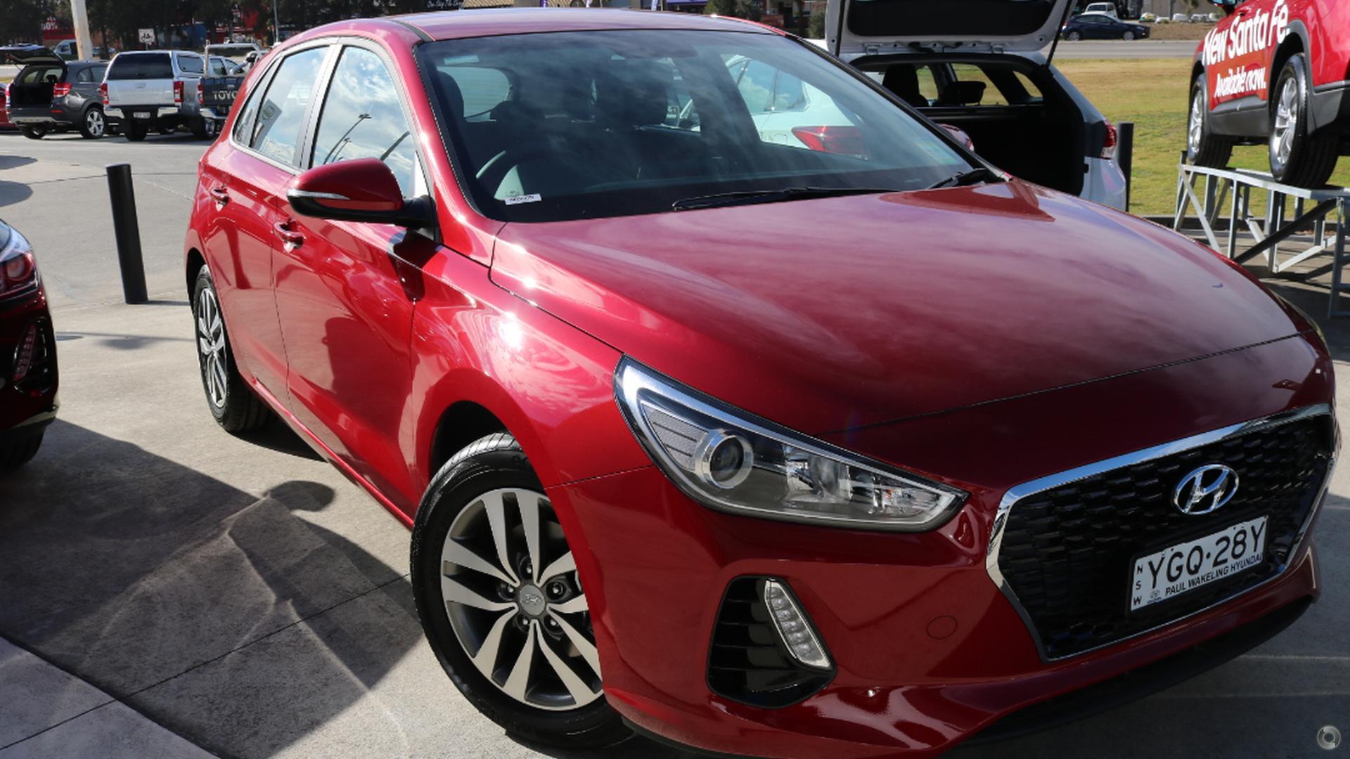 2018 Hyundai I30 Active
