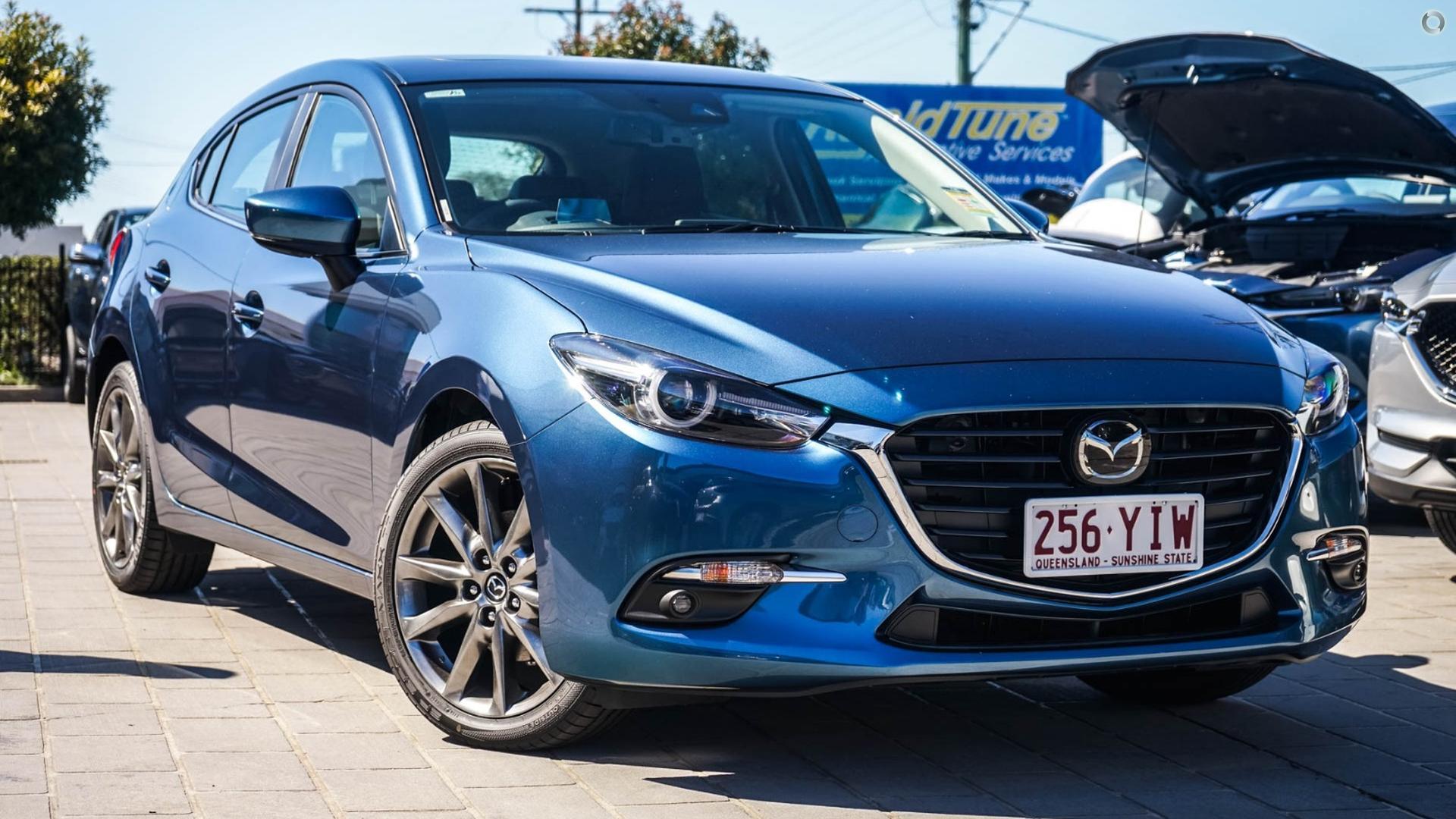2018 Mazda 3 Sp25 Astina