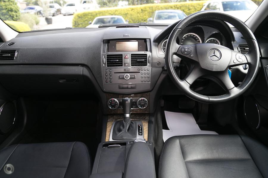 2009 Mercedes-Benz C 200 KOMPRESSOR Wagon