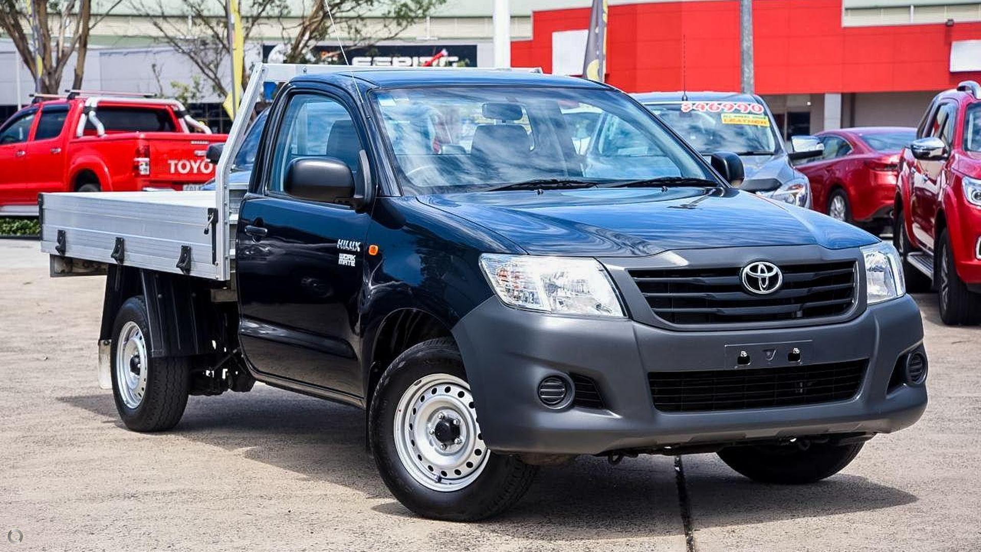 2012 Toyota Hilux TGN16R