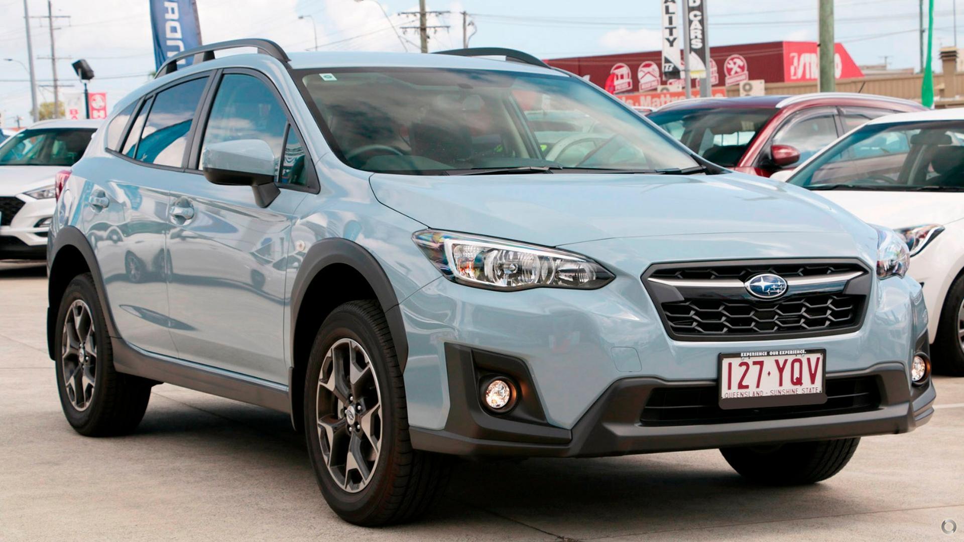 2018 Subaru Xv 2.0i