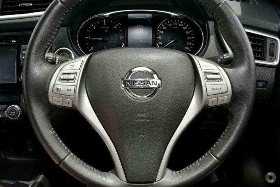 2015 Nissan X-Trail TL