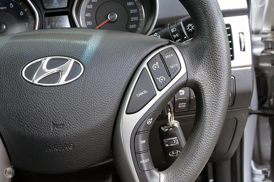 2013 Hyundai I30 SE GD
