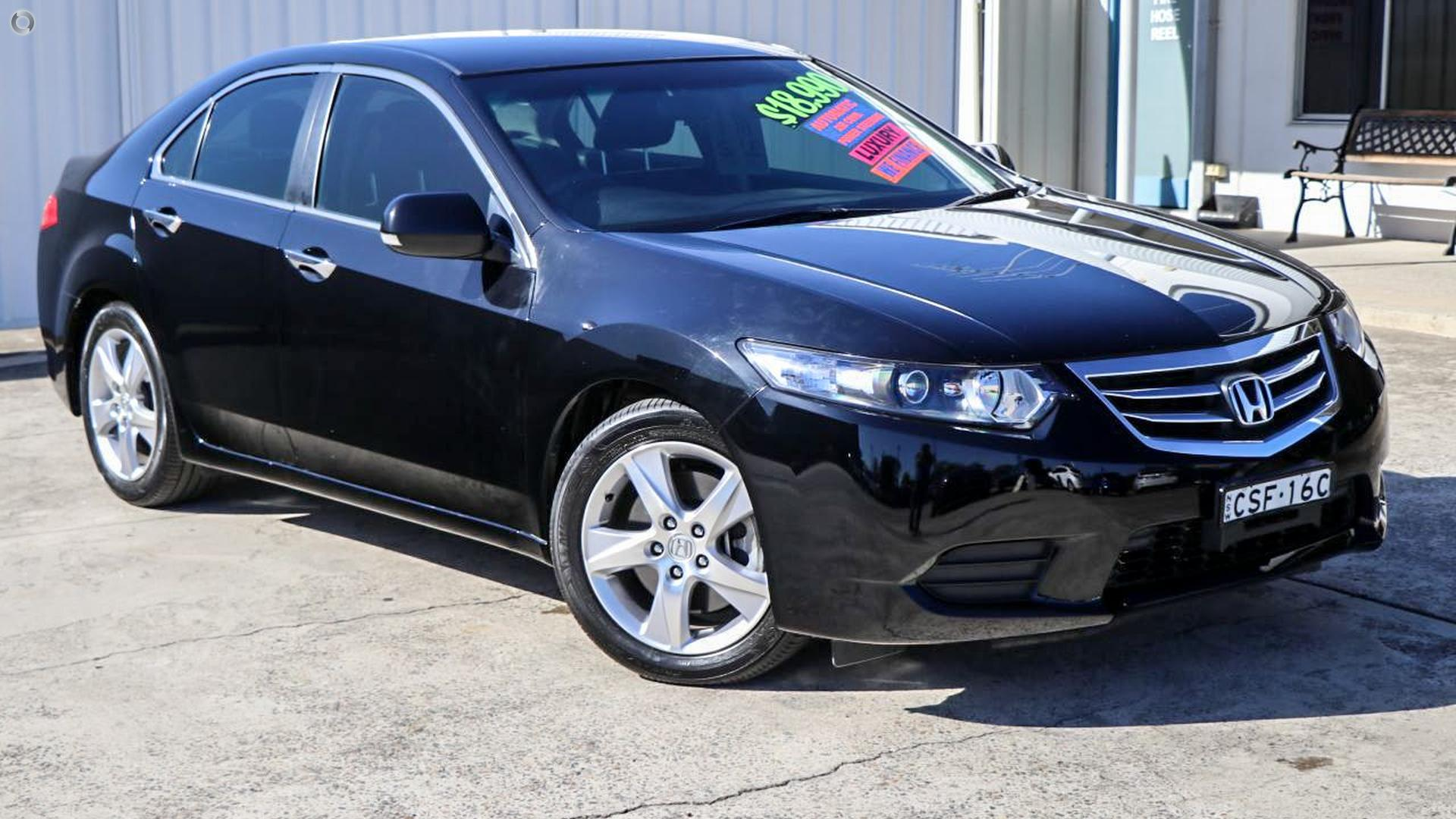2014 Honda Accord Euro 8th Gen