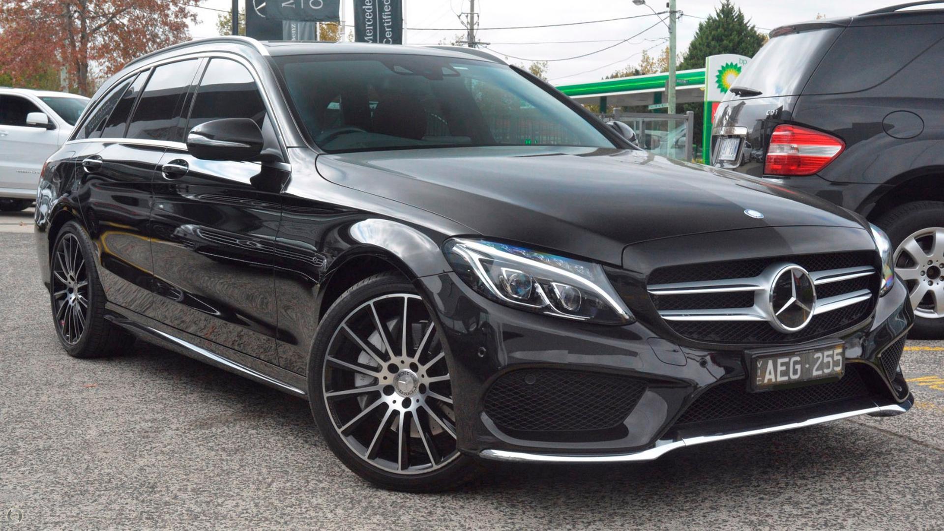 ... 2015 Mercedes Benz C 250 Estate ...
