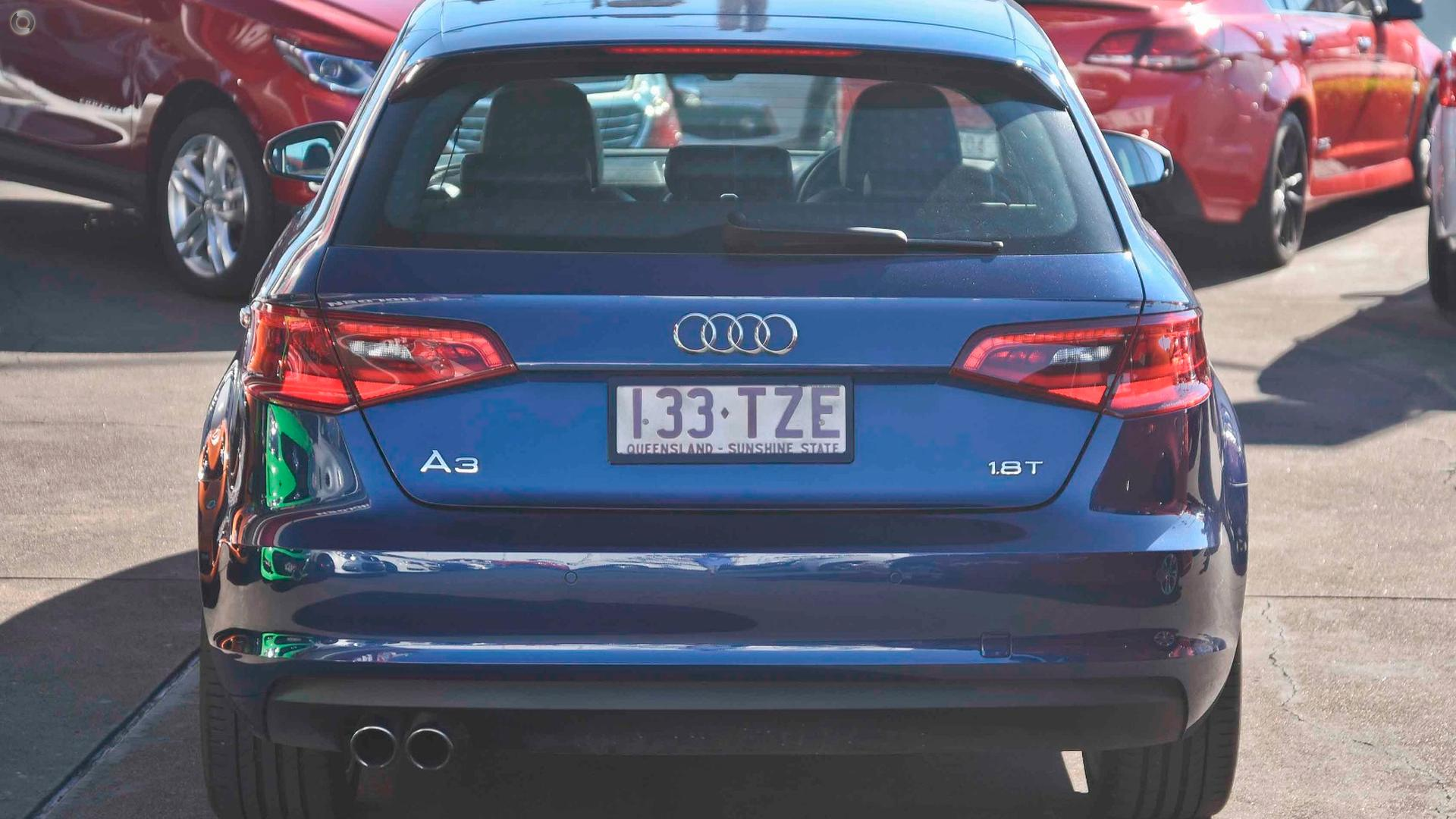 2014 Audi A3 Attraction 8V