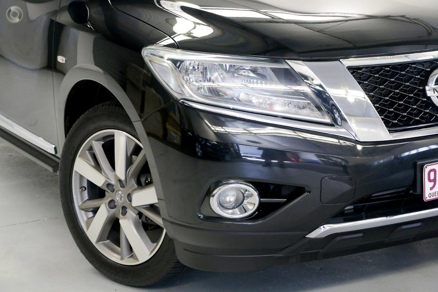 2015 Nissan Pathfinder Ti