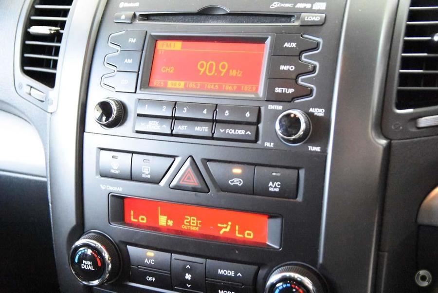2011 Kia Sorento Platinum XM