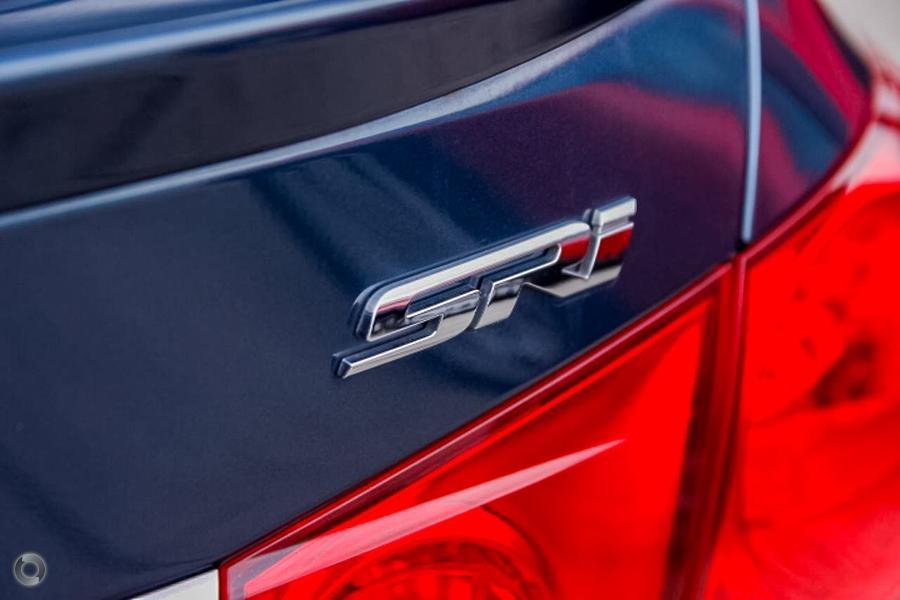 2015 Holden Cruze SRi Z-Series JH Series II