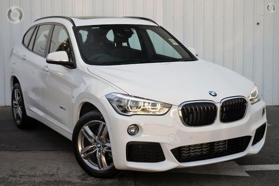 2017 BMW X 1 sDrive18d