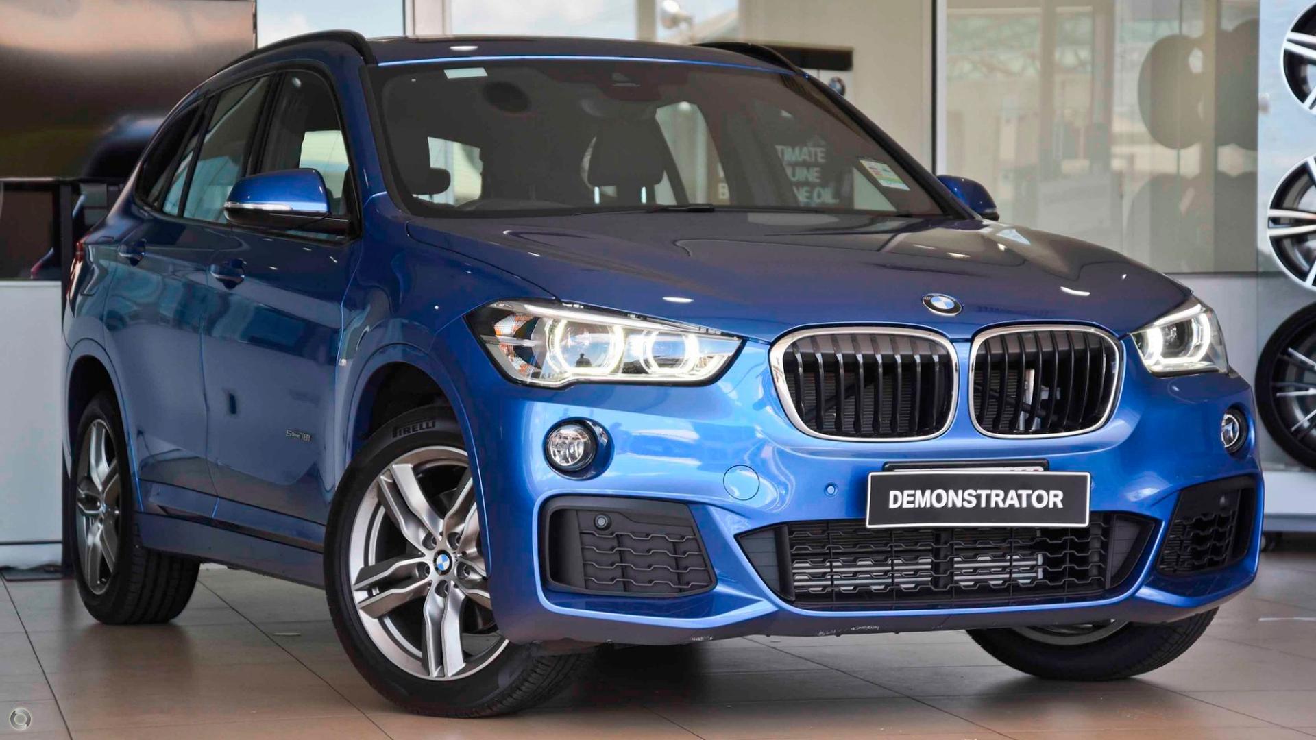 2017 BMW X1 sDrive18i