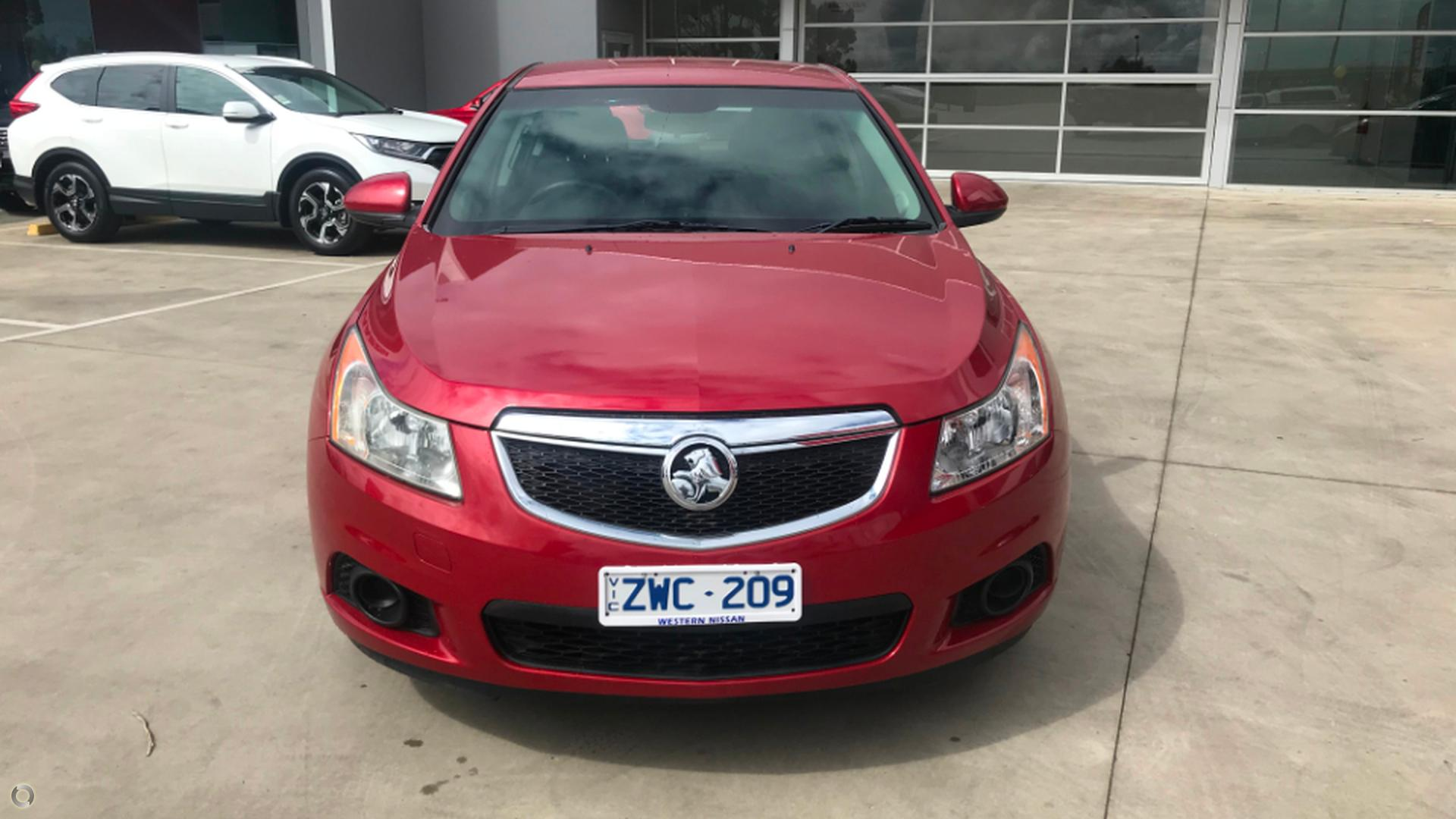 2011 Holden Cruze CD JH Series II