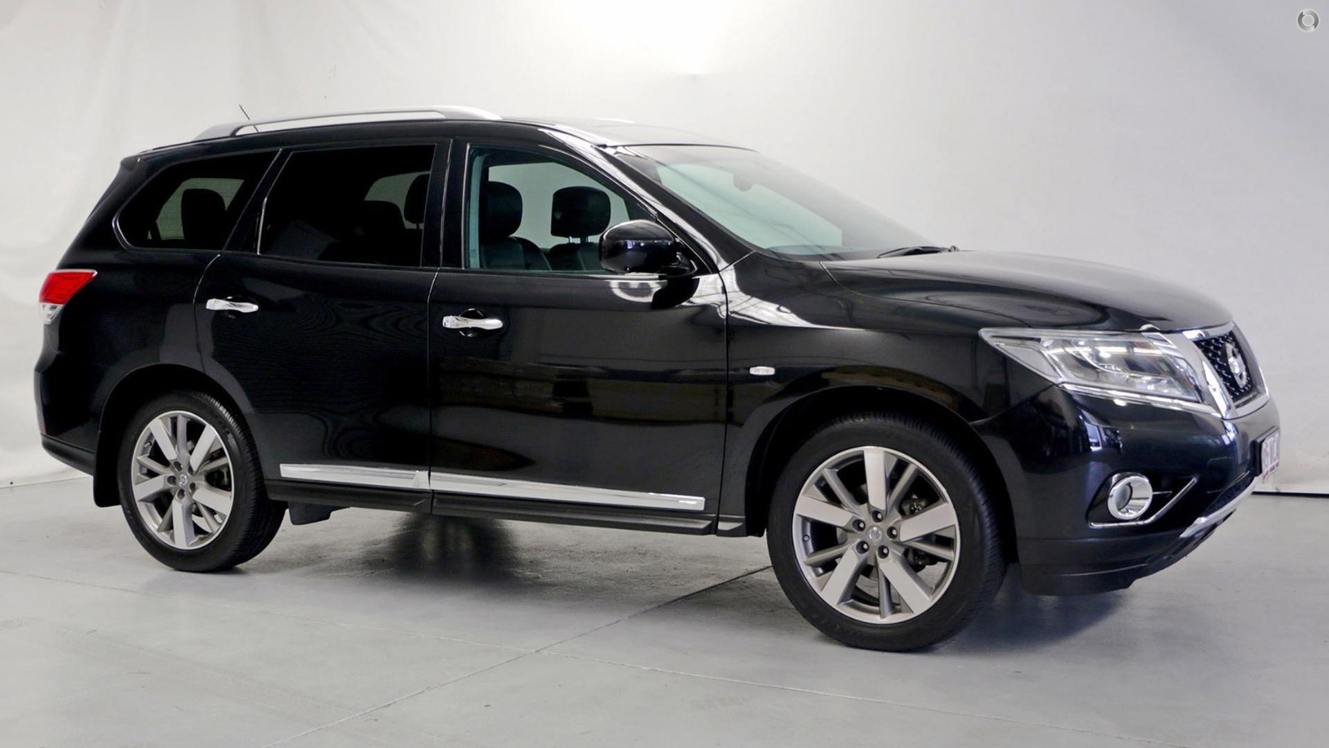 2015 Nissan Pathfinder Ti R52