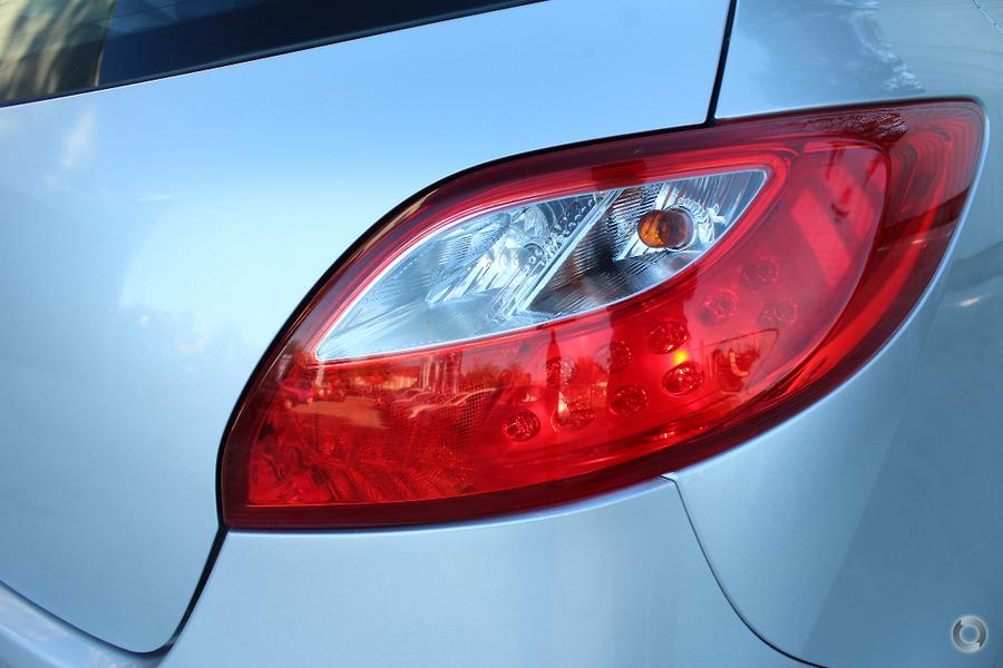 2008 Mazda 2 Maxx DE Series 1