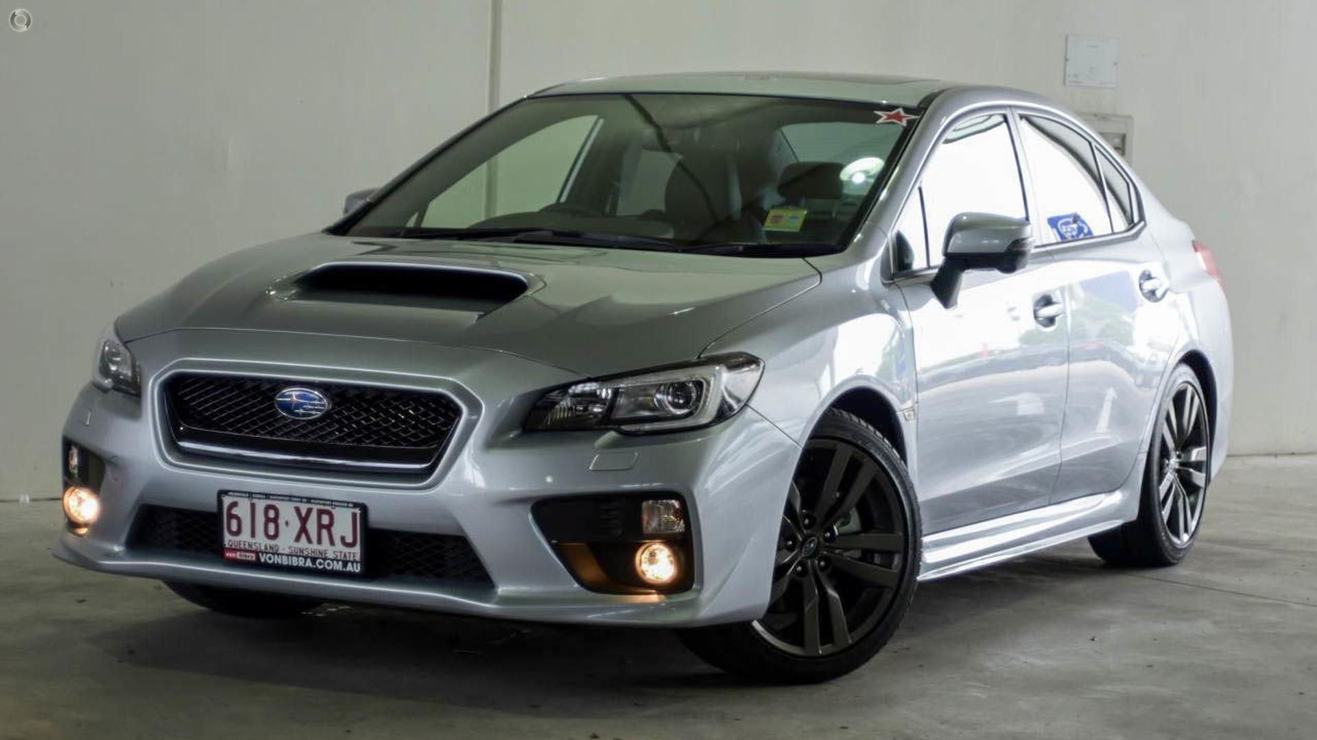 2017 Subaru Wrx V1