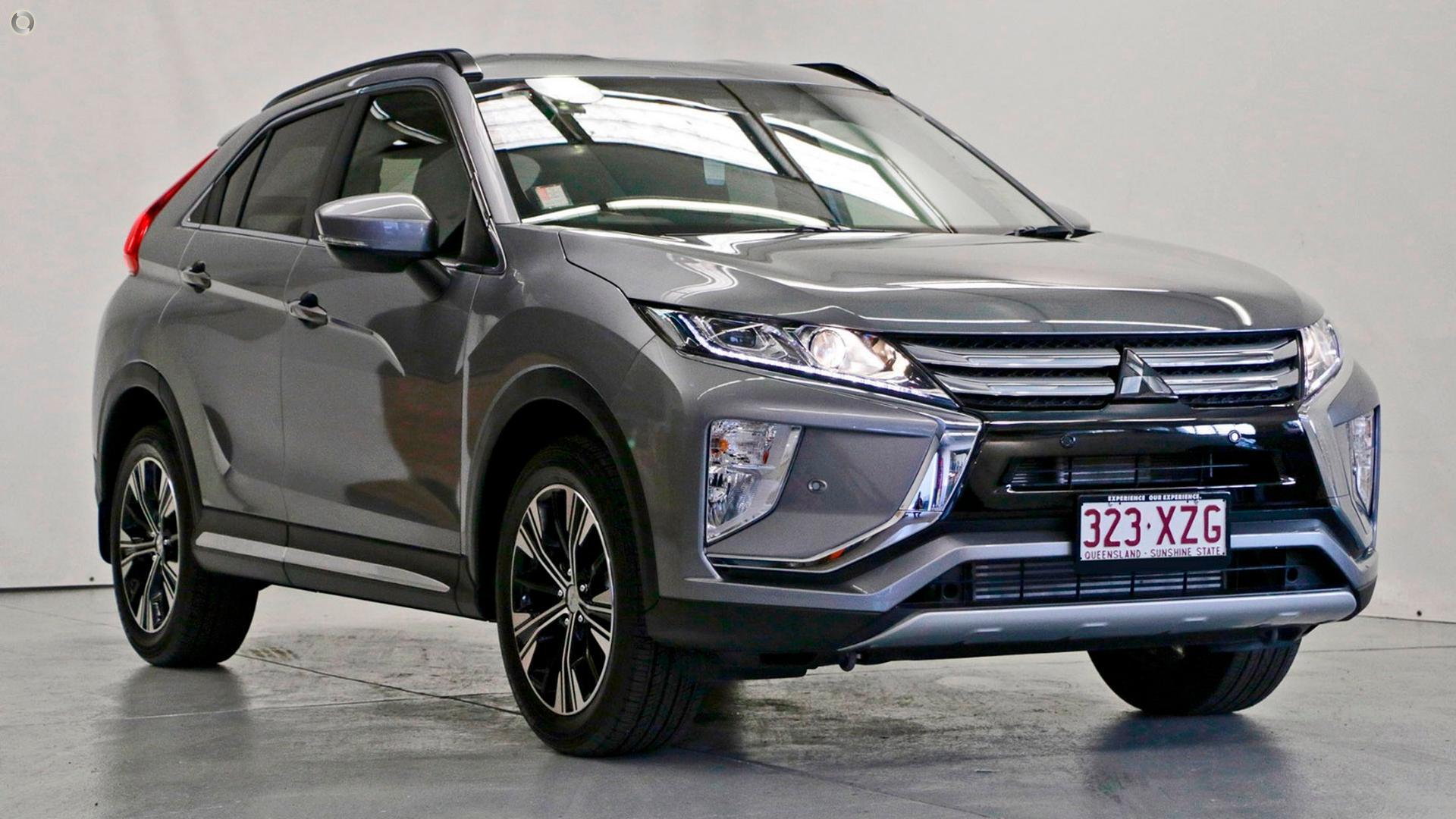2018 Mitsubishi Eclipse Cross Ls