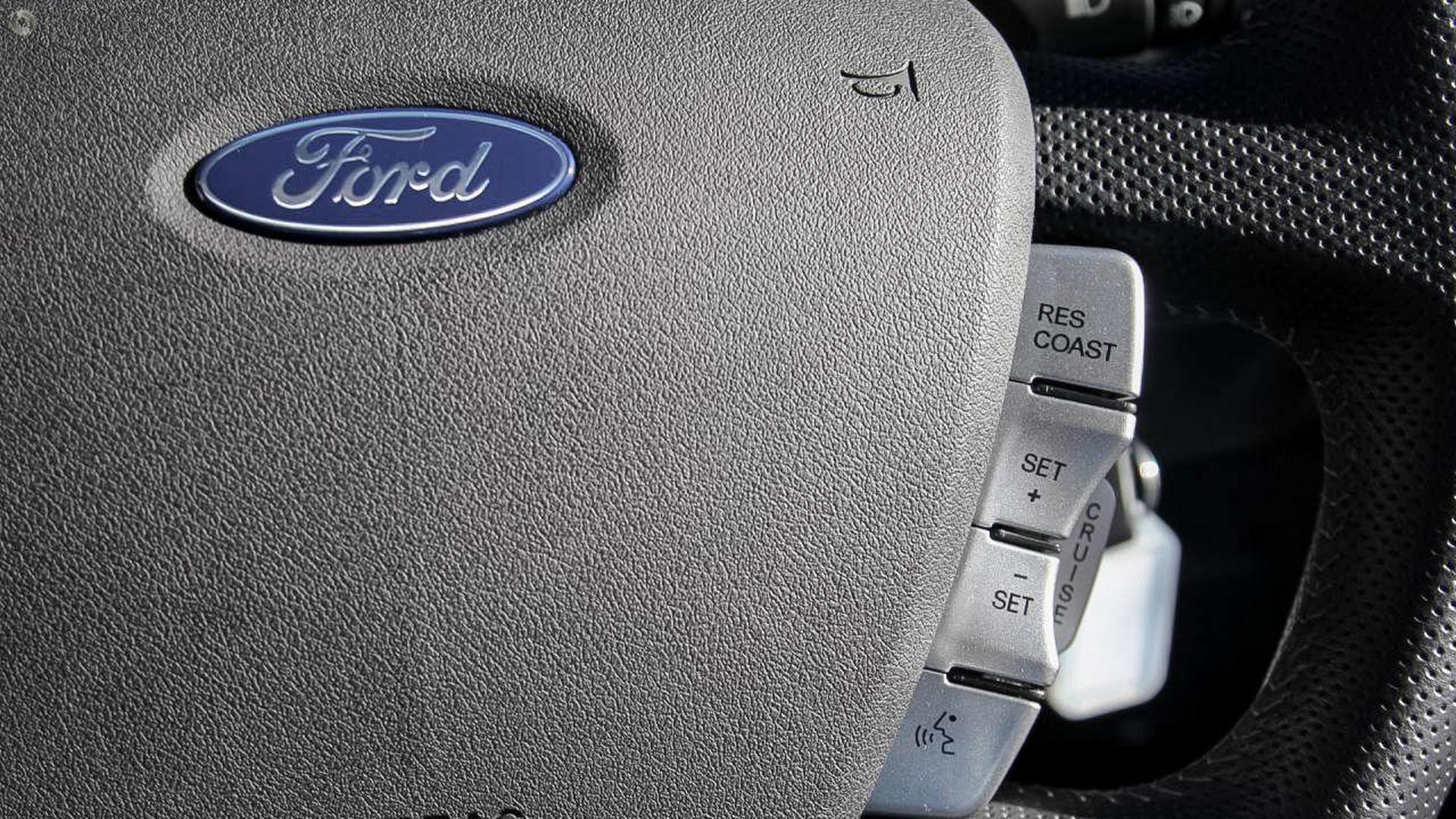 2015 Ford Falcon G6E FG X