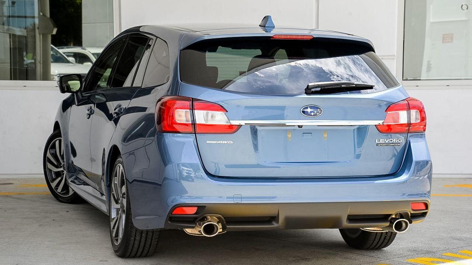 2017 Subaru Levorg 1.6 GT Premium V1