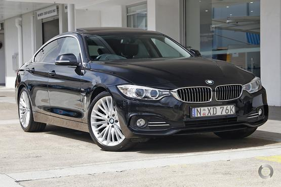 2014 BMW 420 d Luxury Line
