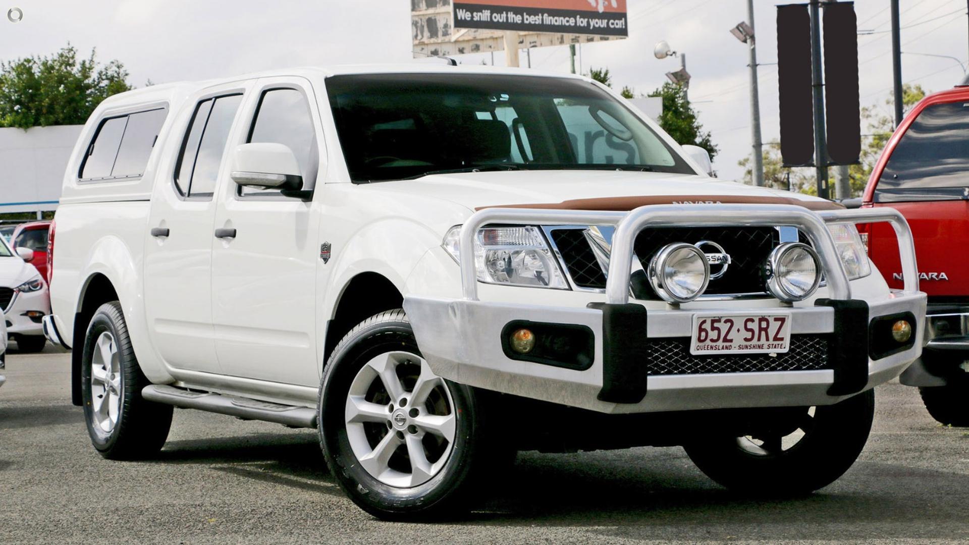 2012 Nissan Navara St 25th Anniversary