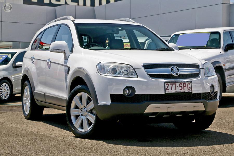 2009 Holden Captiva Lx Cg Bartons