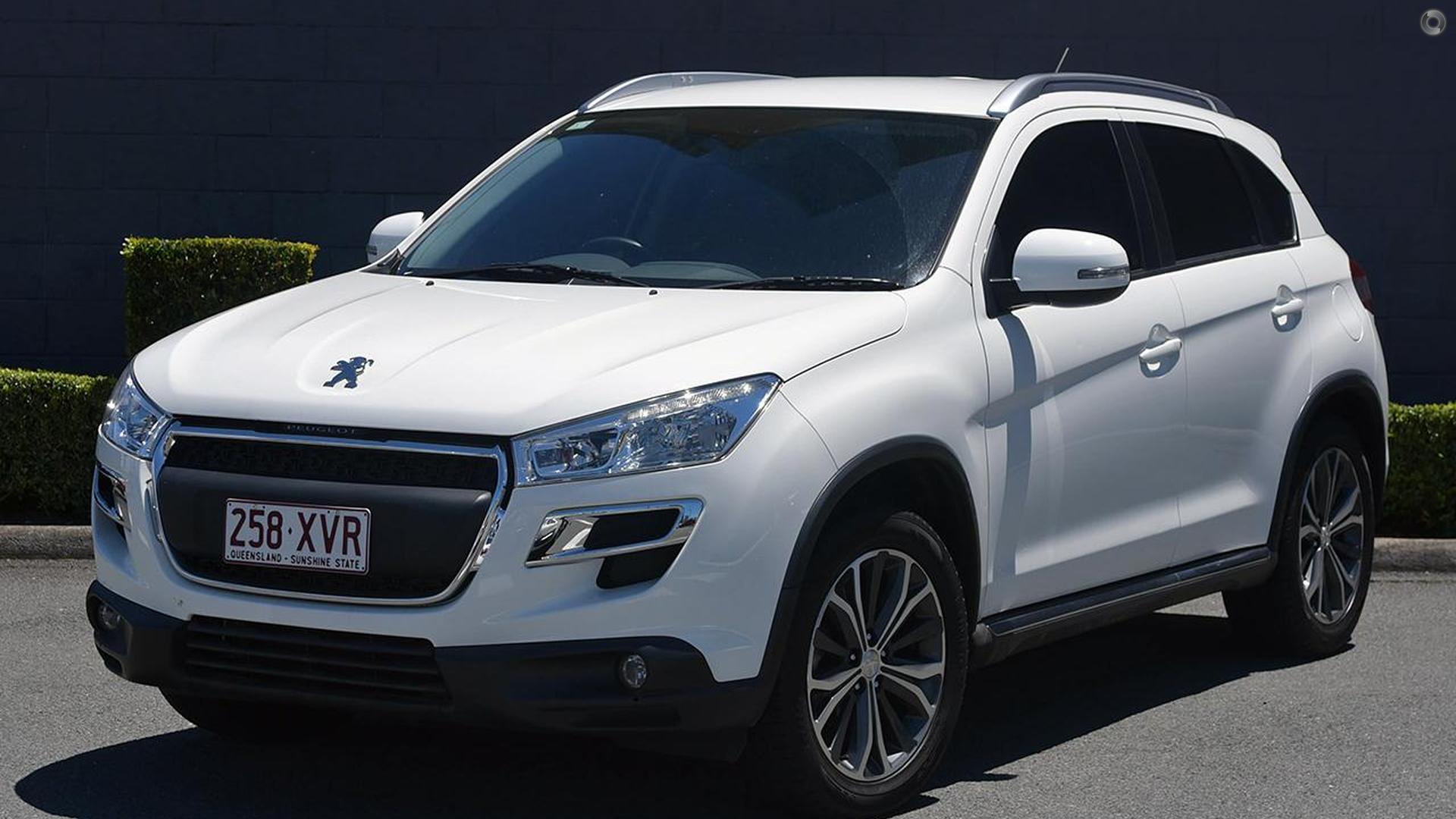 2013 Peugeot 4008 Active (No Series)