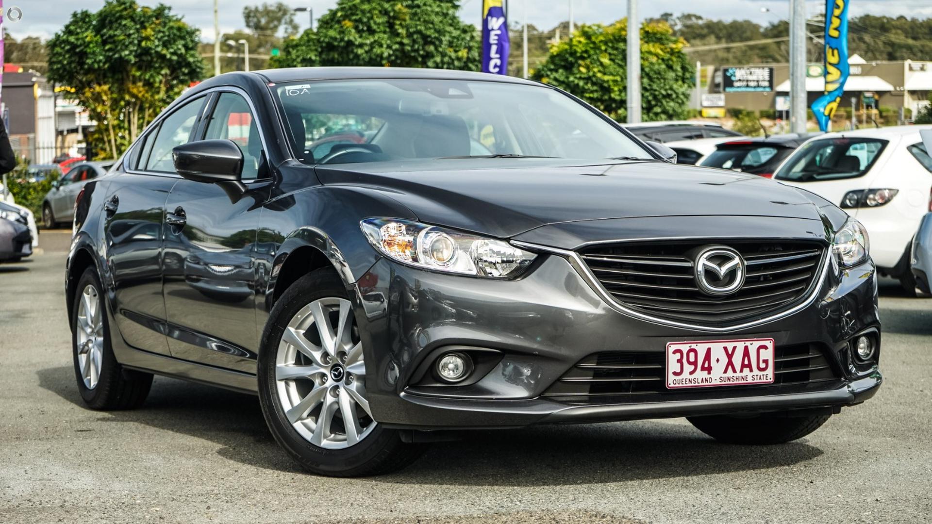 2016 Mazda 6 Touring