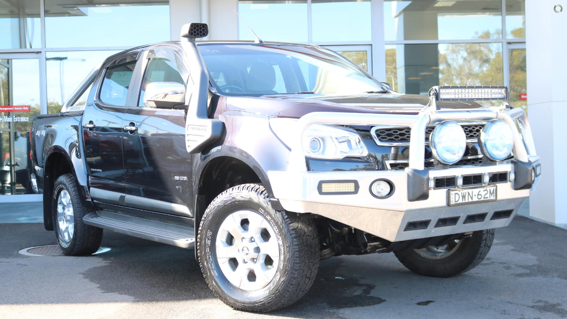 2013 Holden Colorado RG