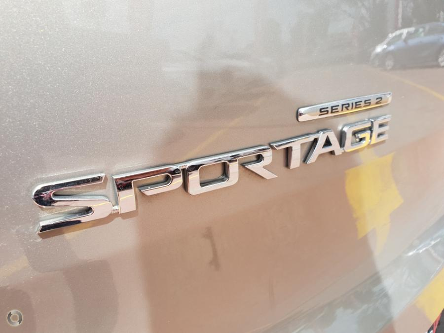 2014 Kia Sportage SLi SL Series II