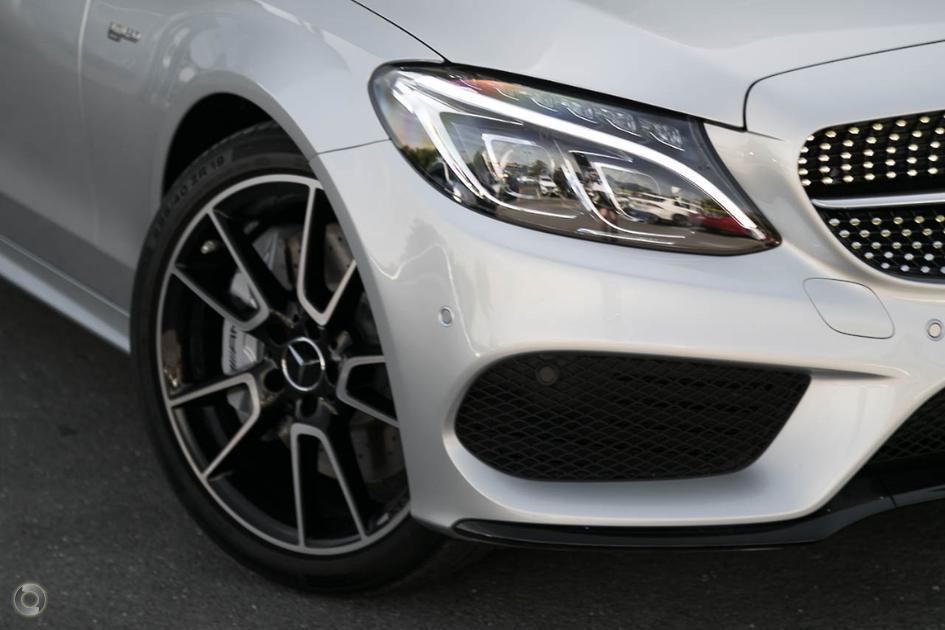 2018 Mercedes-Benz C 43 Sedan