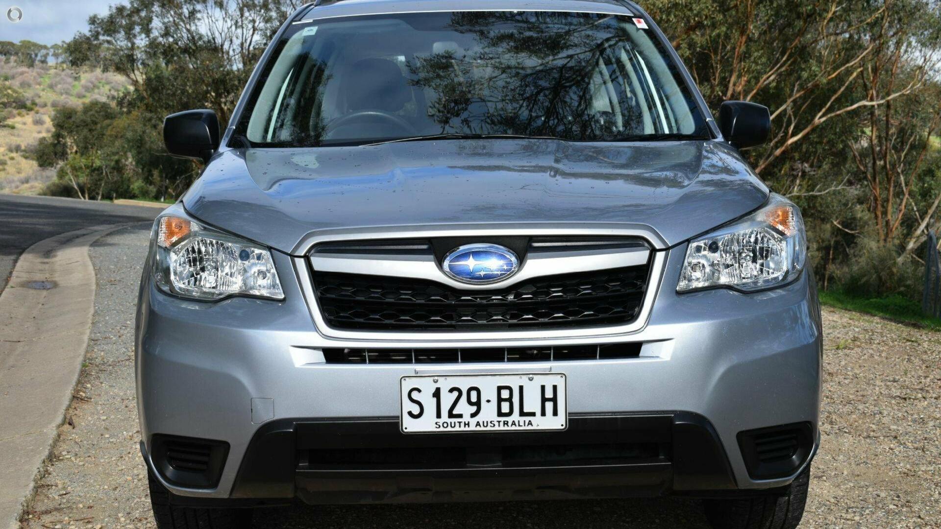 2013 Subaru Forester 2.5i S4