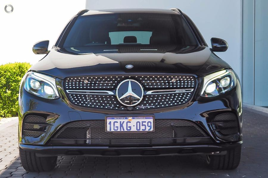 2016 Mercedes-Benz GLC 43 Wagon