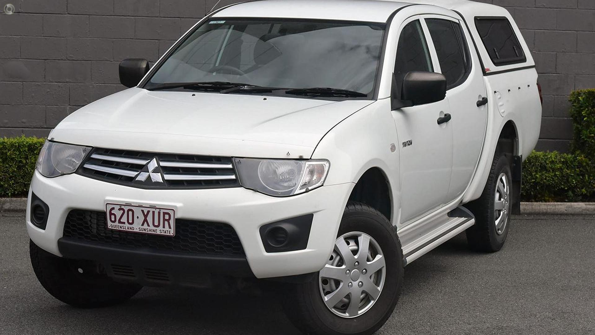 2011 Mitsubishi Triton MN