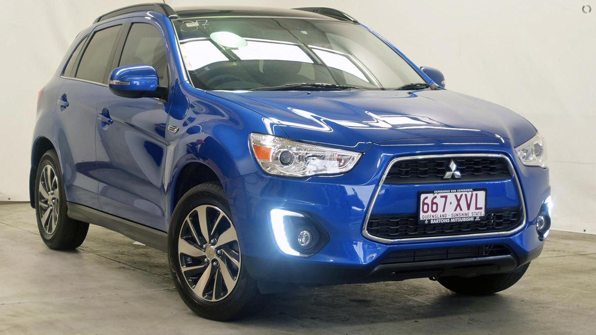 2014 Mitsubishi Asx Xls