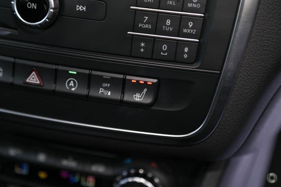 2015 Mercedes-Benz CLA 200 Coupe