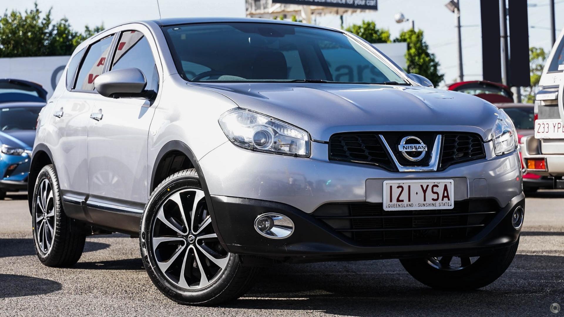 2012 Nissan Dualis Ti-l