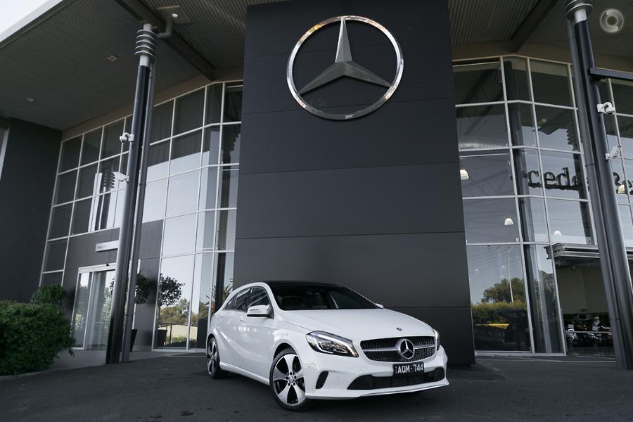 2017 Mercedes-Benz A 200 Hatch