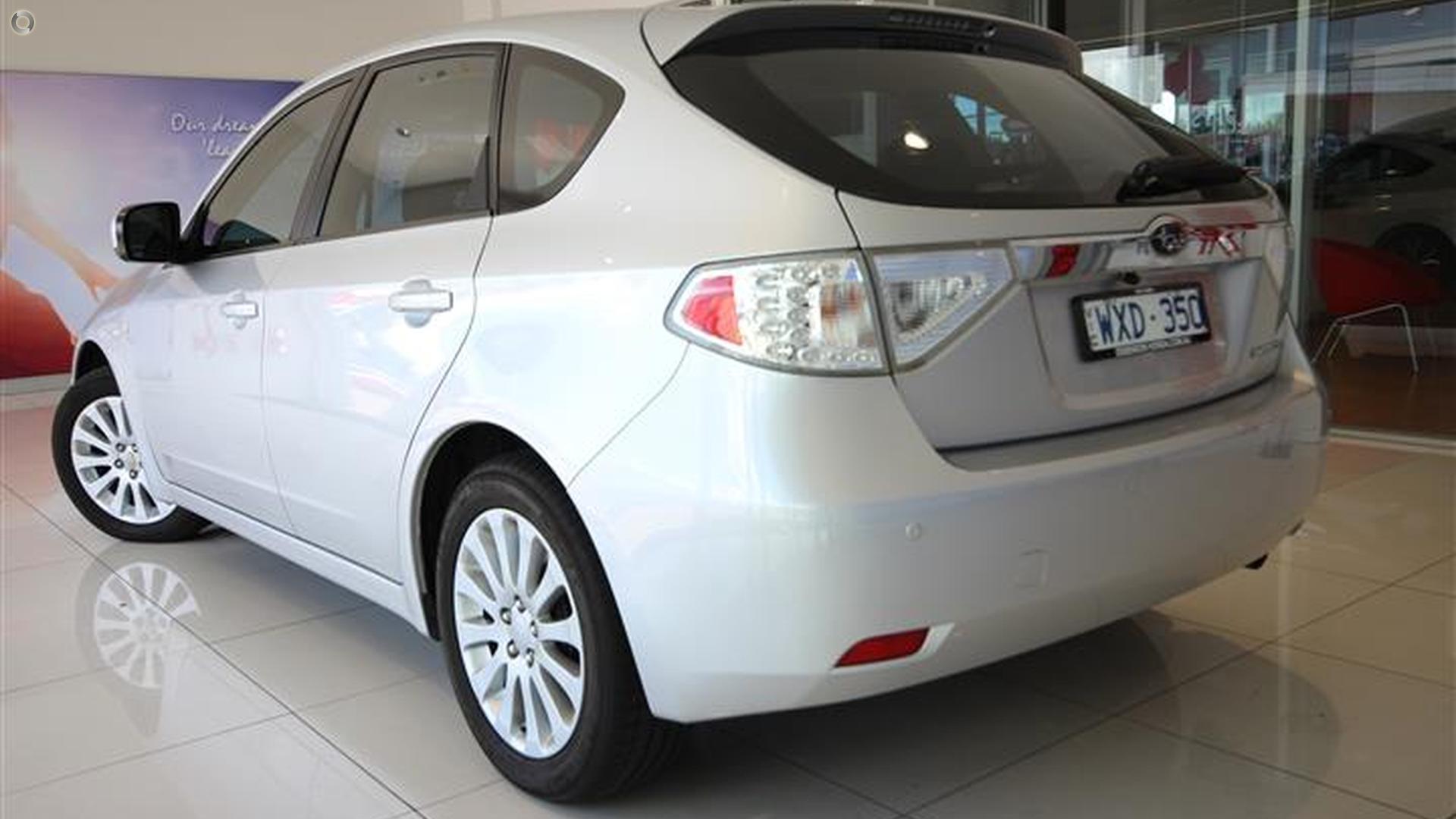 2009 Subaru Impreza RX G3