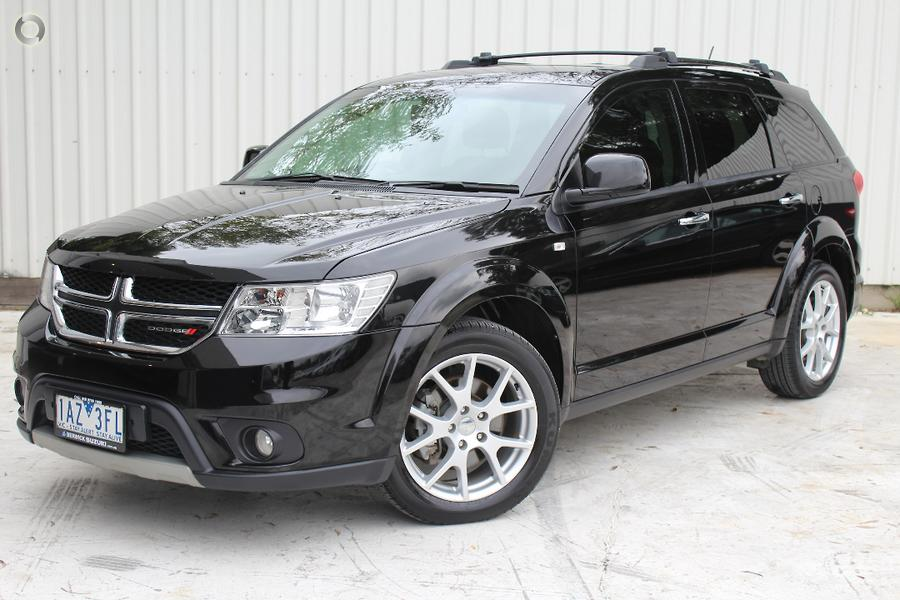 2013 Dodge Journey R/T JC
