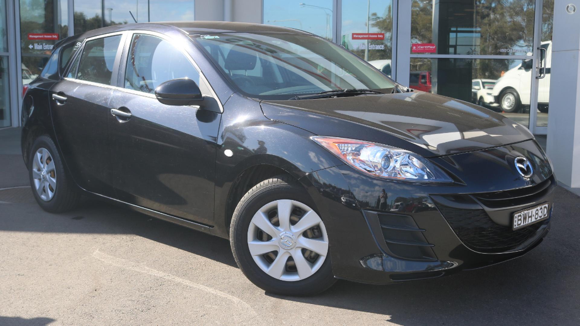 2011 Mazda 3 BL Series 1