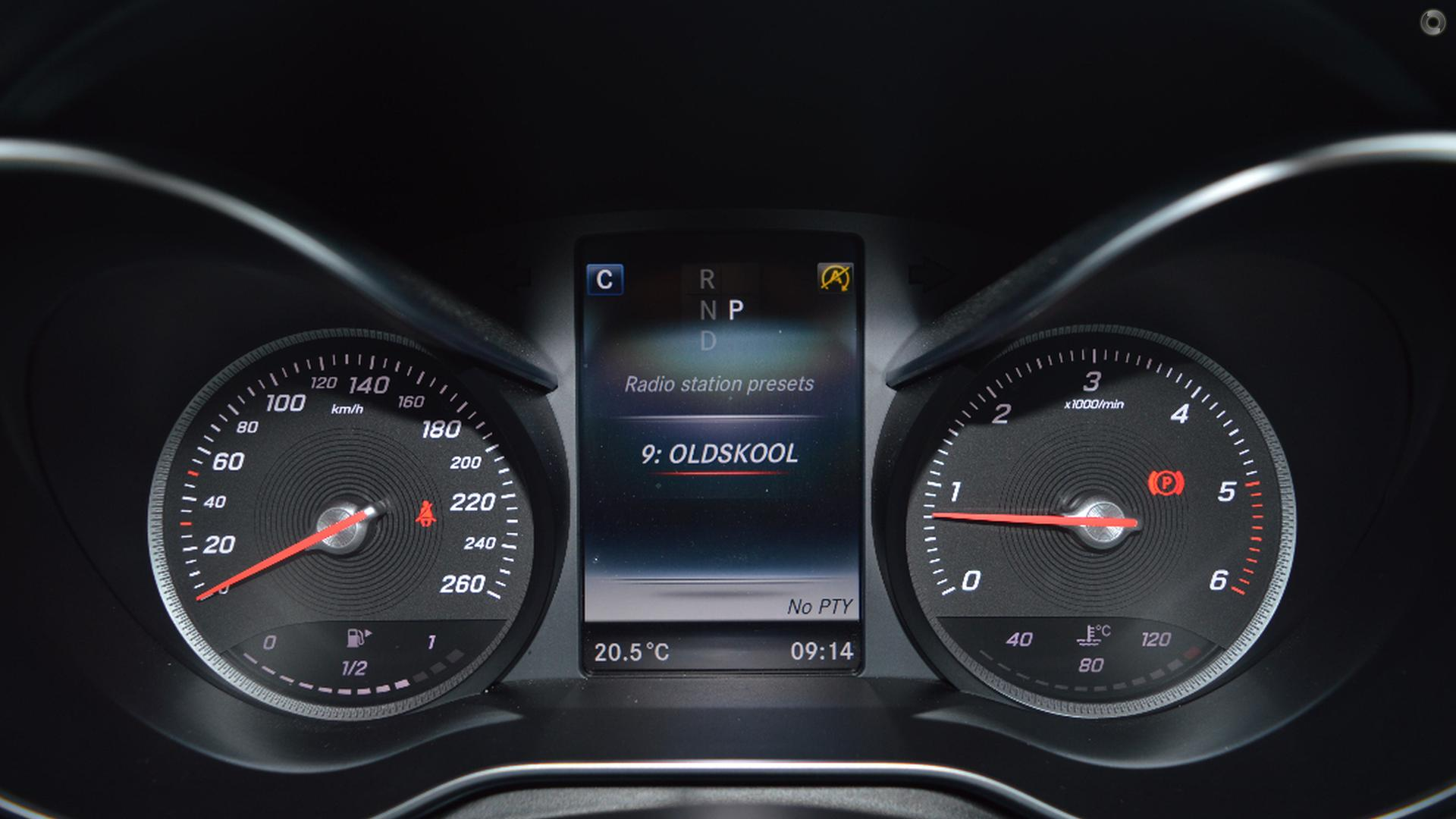 2016 Mercedes-benz Glc220 d X253