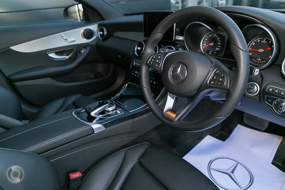 2017 Mercedes-Benz C 350