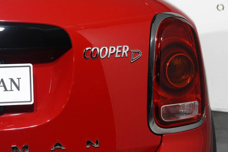 2017 MINI Countryman Cooper D