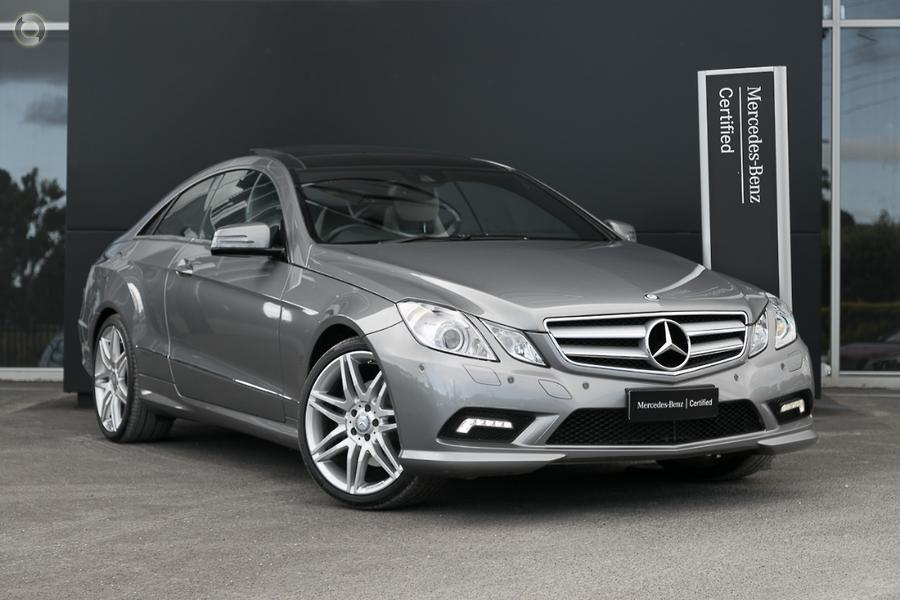 2011 Mercedes-Benz E 350 Coupe
