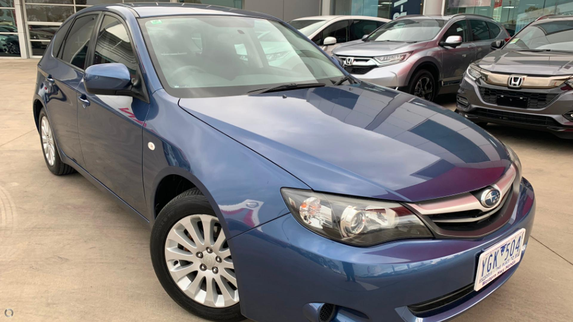 2011 Subaru Impreza R G3